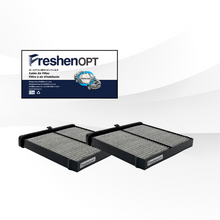 Load image into Gallery viewer, 2 pack FreshenOPT premium activated carbon filter for OEM#: D09W-61J6X