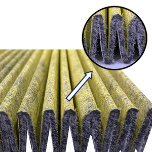 FreshenOPT I Premium Cabin Air Filter for Audi OE#: 4H0 819 439
