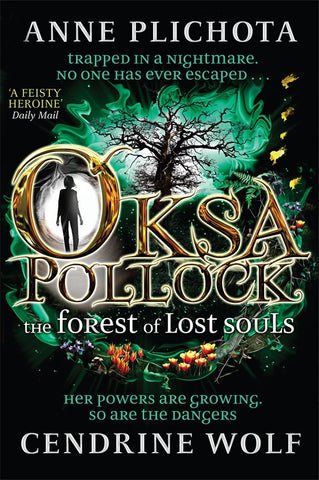 Oksa Pollock 2: The Forest of Lost Souls