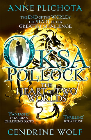 Oksa Pollock 3: The Heart of Two Worlds