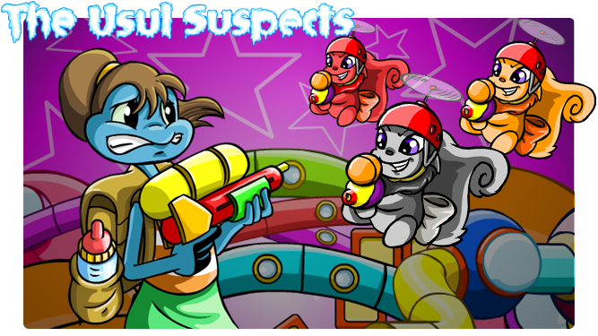 Neopets The Usul Suspects