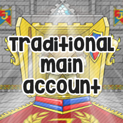 Traditional Main Account { ID }