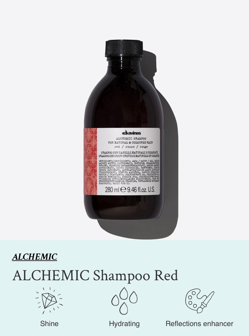 Alchemic Shampoo Red 280ml