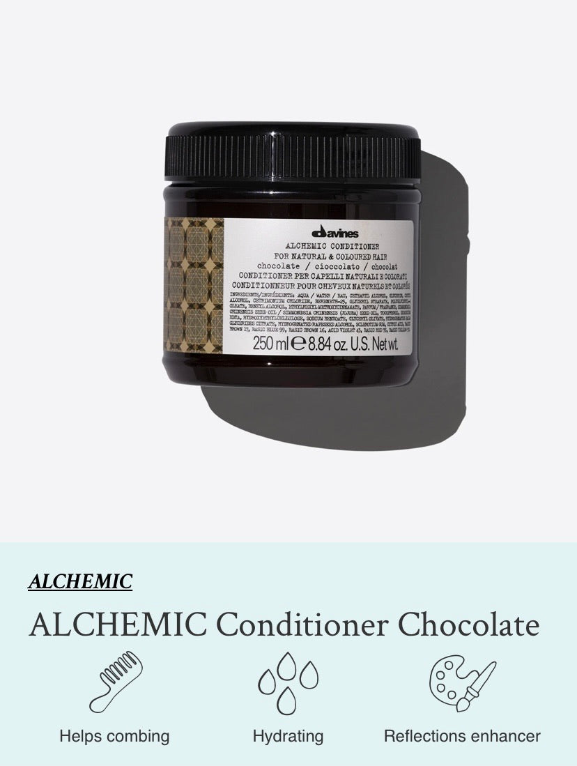 Alchemic Shampoo Chocolate 280ml