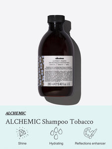 Alchemic Shampoo Tobacco 280ml