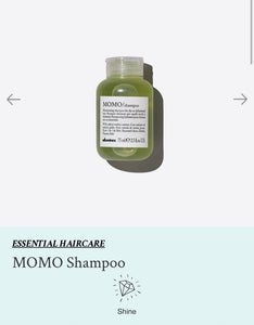 Momo Shampoo 75ml