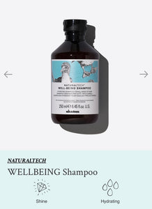 Wellbeing Shampoo 250ml