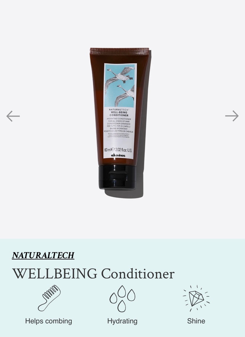 Wellbeing Conditioner 60ml