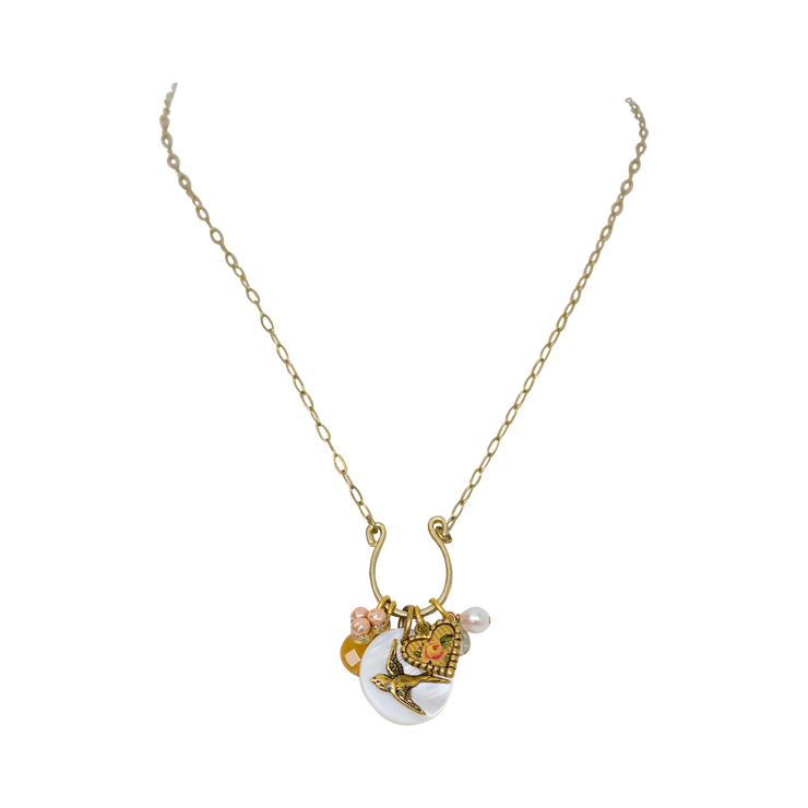 "18"" ""Garden Party"" Limited Edition Charm Necklace"