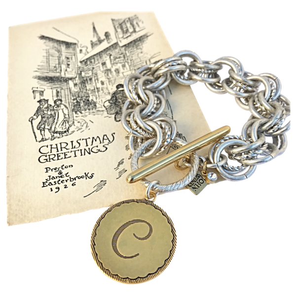 Gift #8: The Collector's Sorority Gal Bracelet