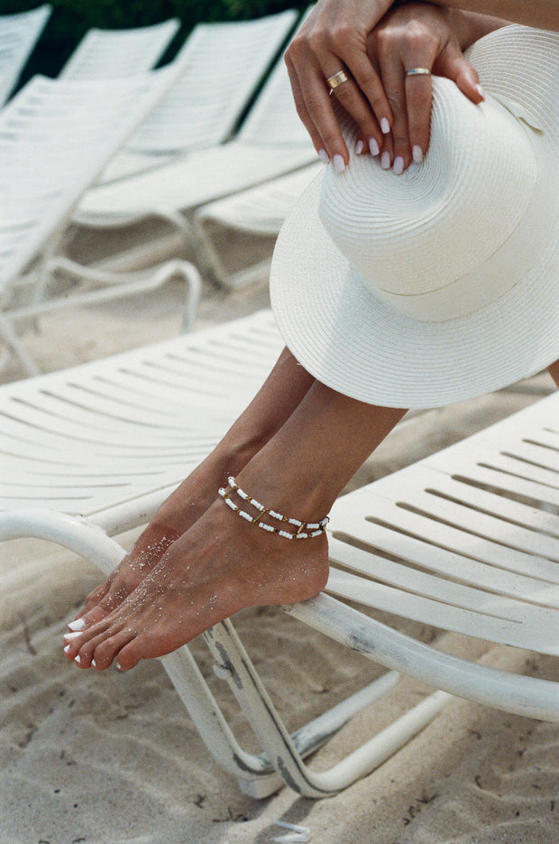The Beach Gal Anklet