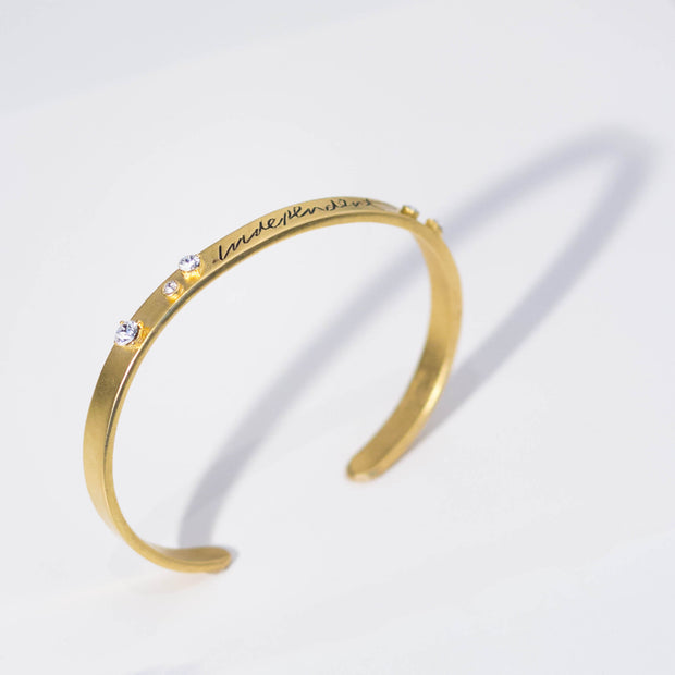 Independent Celebrating Women Bangle