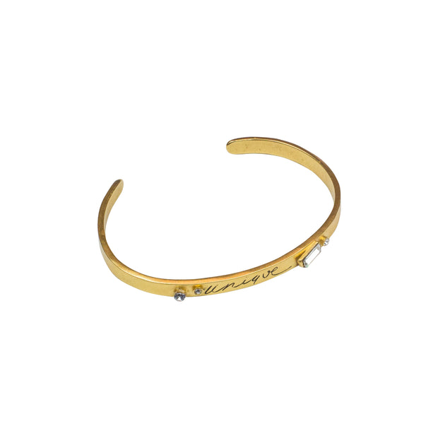 Unique Celebrating Women Bangle