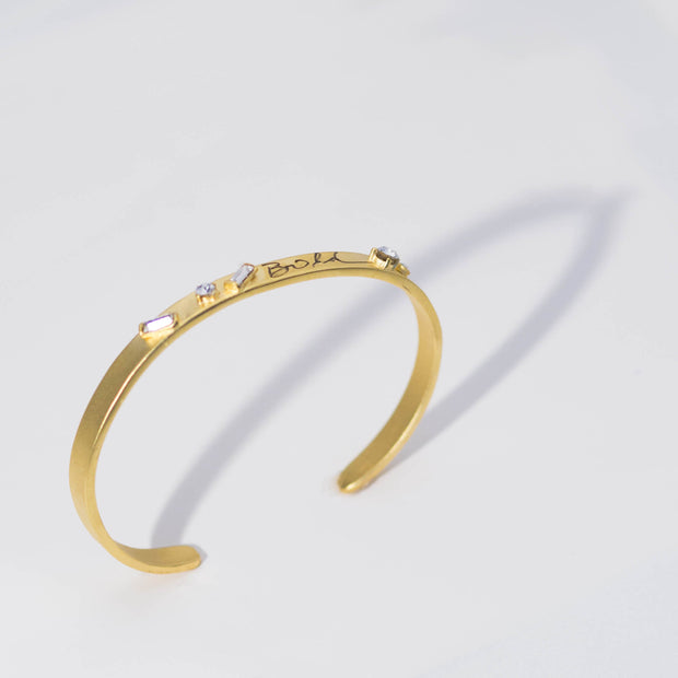 Bold Celebrating Women Bangle