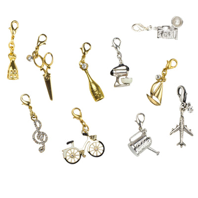 Pastime Charms