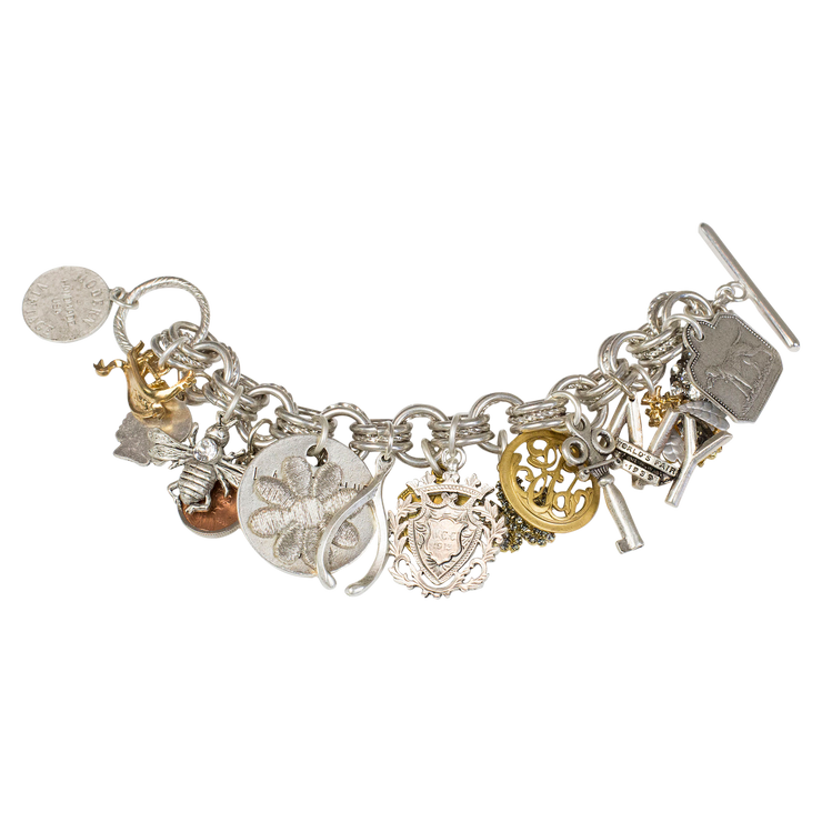 "8.5"" ""World's Fair"" Limited Edition Charm Bracelet"