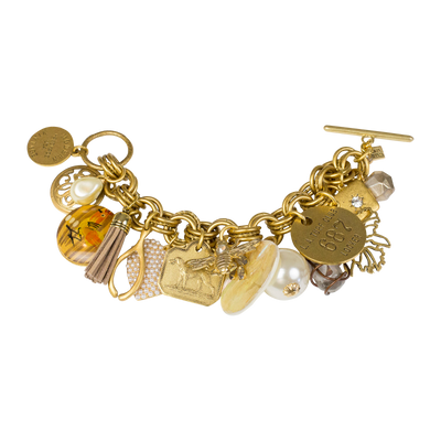 "8.5"" ""Sunrise"" Limited Edition Charm Bracelet"