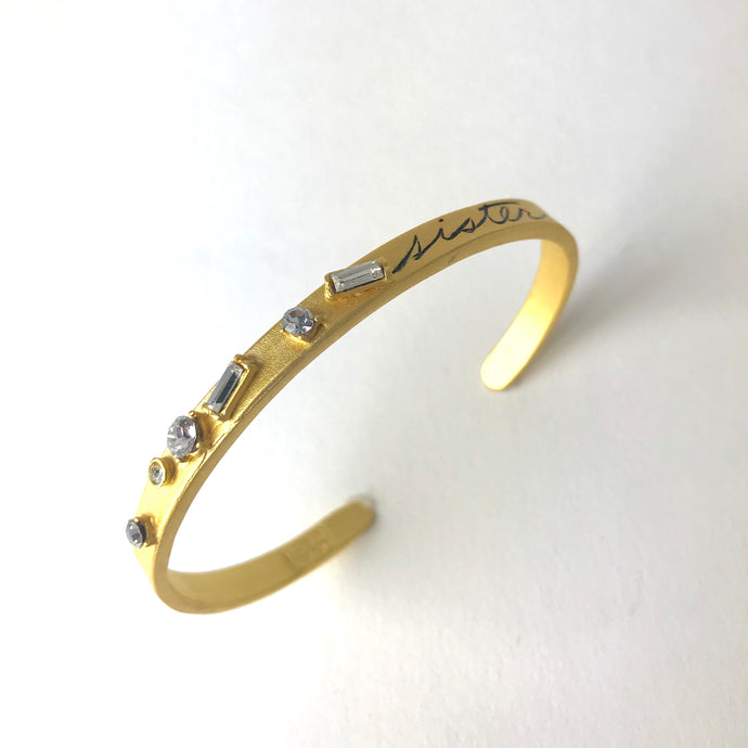 Sister Celebrating Women Bangle