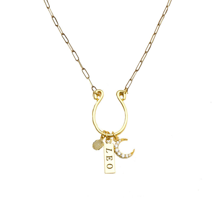 Zodiac Charm Necklaces - John Wind Modern Vintage Jewelry - 7