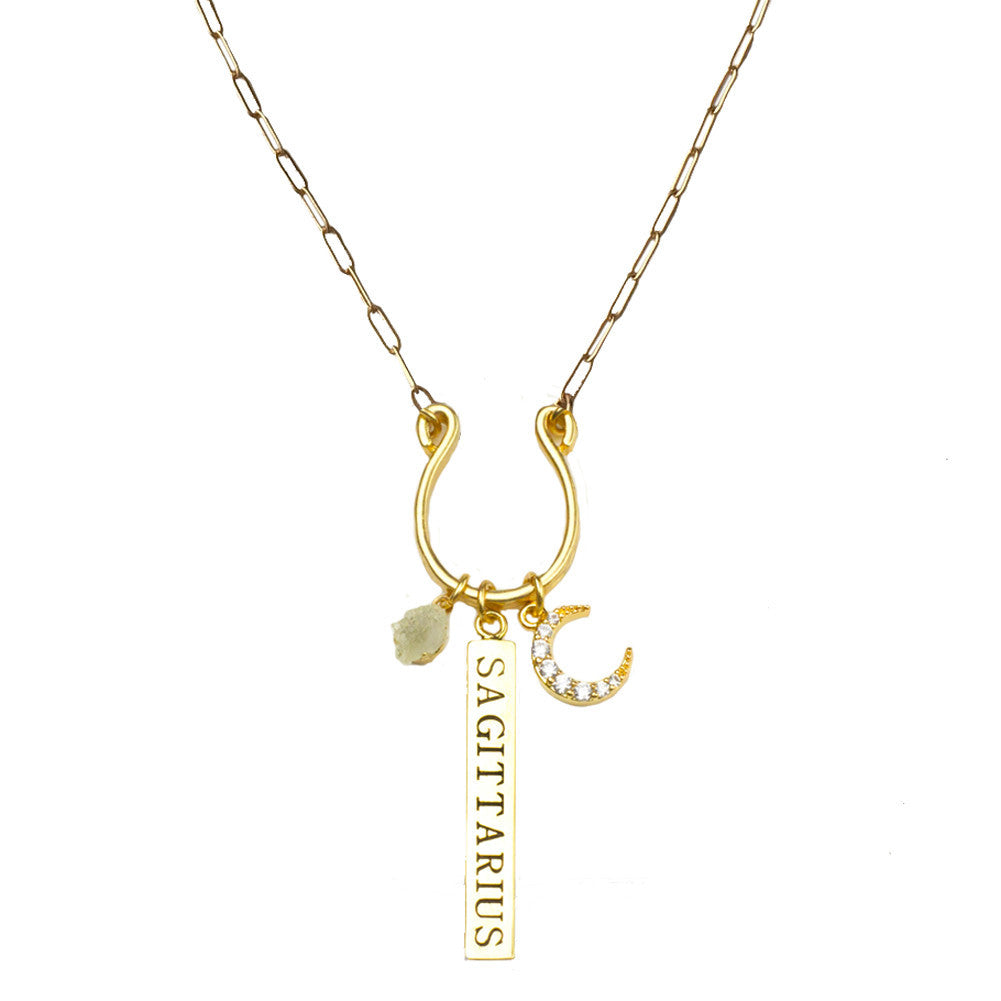 Zodiac Charm Necklaces - John Wind Modern Vintage Jewelry - 1