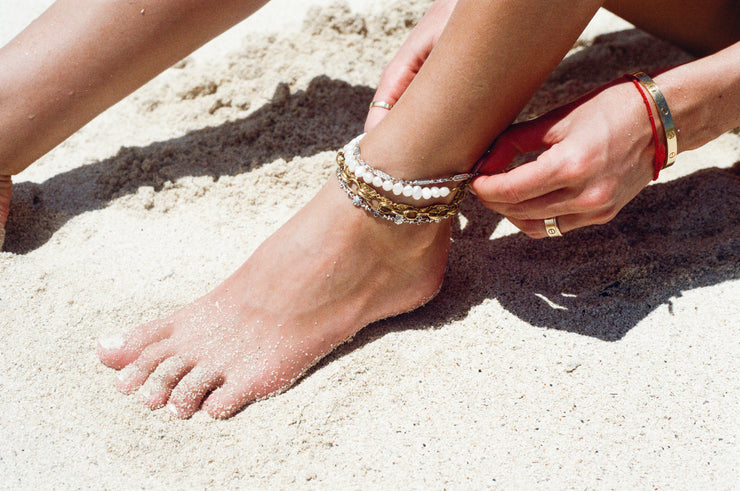 Palm Beach Anklet