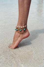 Tropical Paradise Anklet