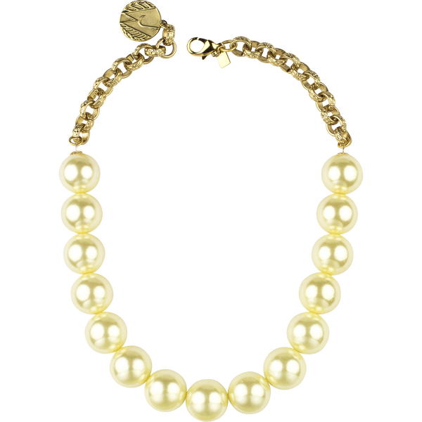 "20-24"" Pearl Bauble Necklace"