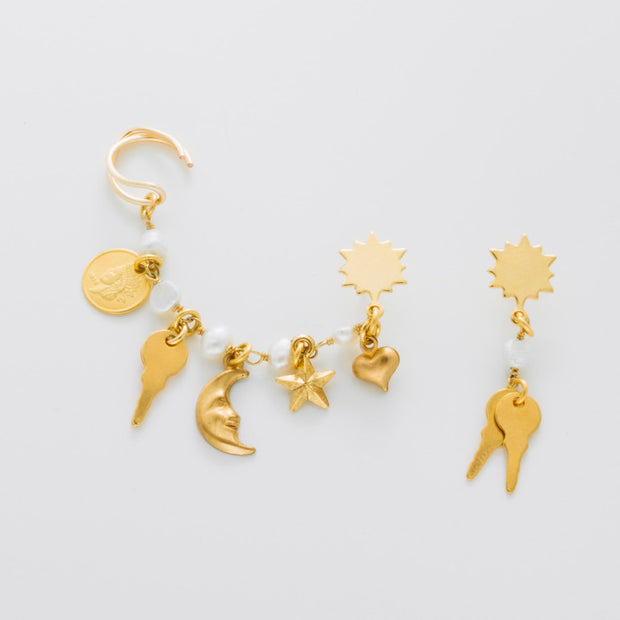 Charmed Ear Cuff Set