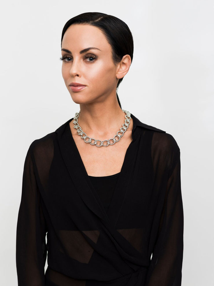 "18"" Roadster Vintage Chain Necklace"