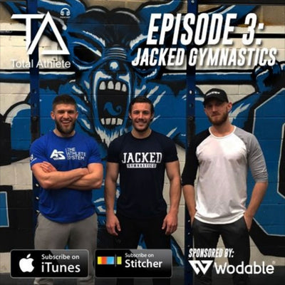 Total Athlete Podcast - Episode 3