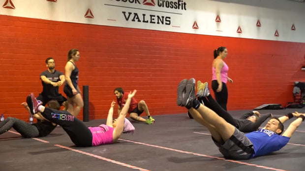 Crossfit Valens -has Luxembourg