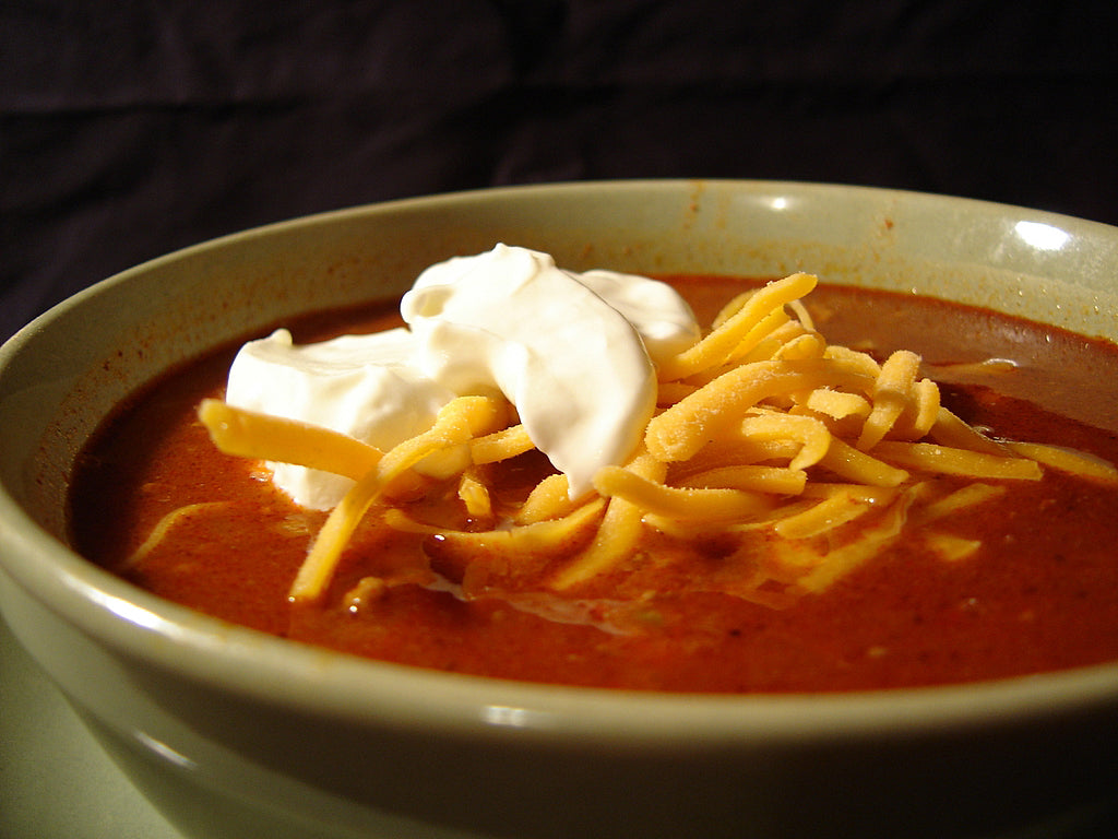House Chili Soup