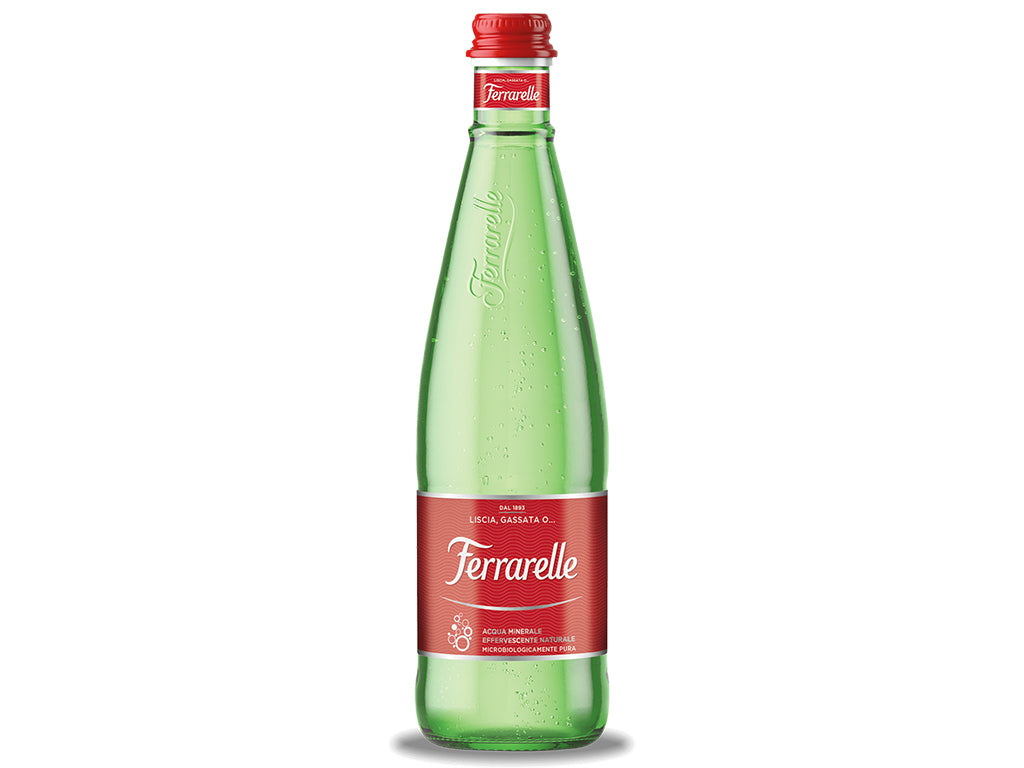 Ferrarelle Naturally Carbonated Water