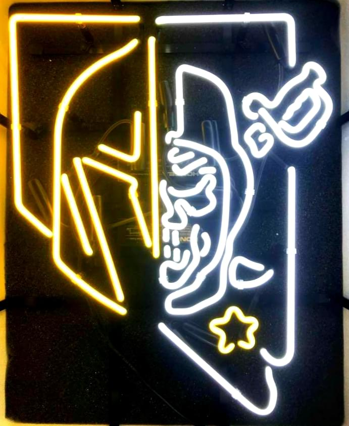 VGK/RAIDERS NEON SIGN