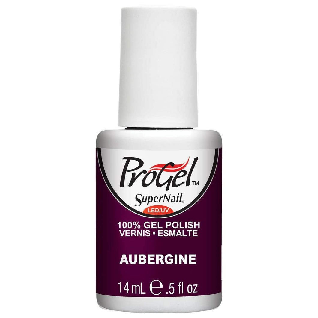 Supernail ProGel Polish - Aubergine