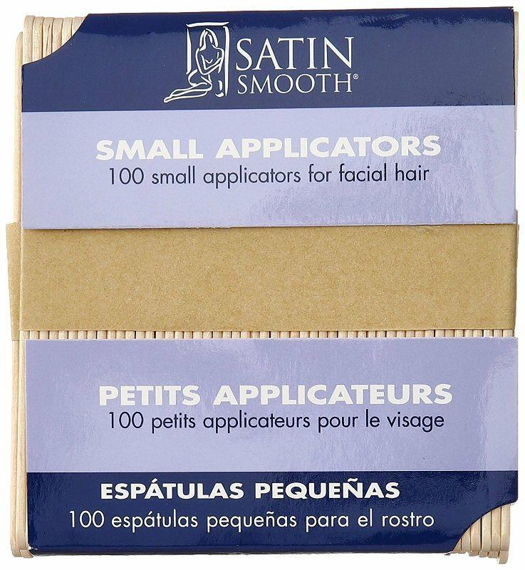 Satin Smooth Small Applicators 100 pack
