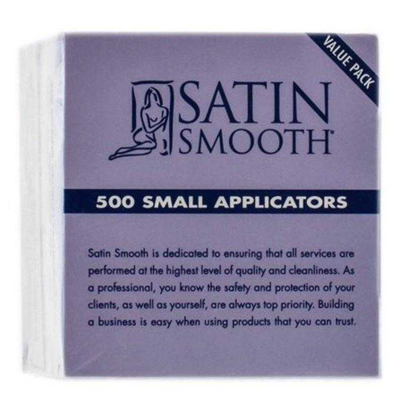 Satin Smooth Small Applicators 500 pack