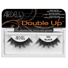 Load image into Gallery viewer, Ardell Lashes 203 Double Up Lashes