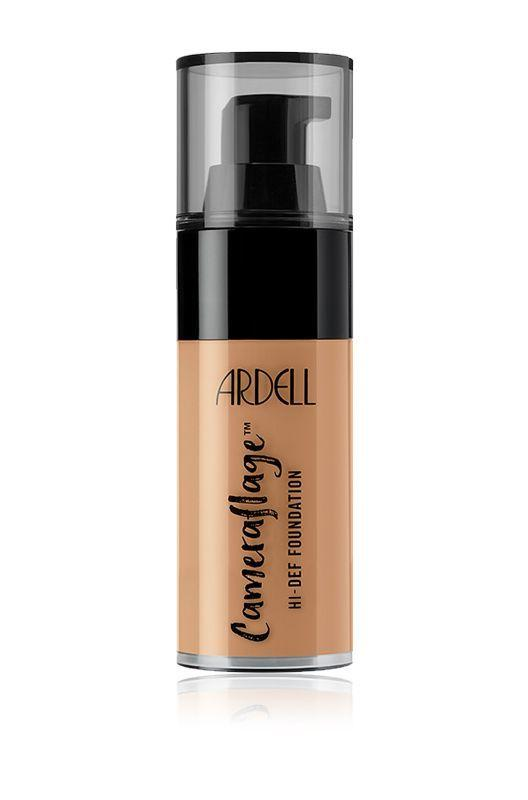 Ardell Beauty CAMERAFLAGE HIGH-DEF FOUNDATION DARK 10.0