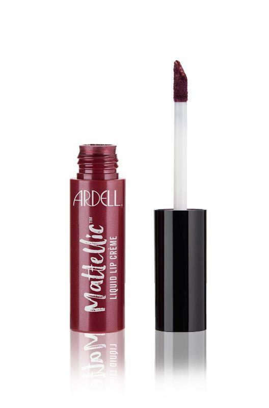 Ardell Beauty METALLIC LIQUID LIP CRÈME - BITE ME