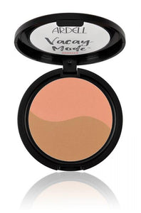Ardell Beauty VACAY MODE BRONZER - LUCKY IN LUST/RUSTIC TAN