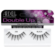 Load image into Gallery viewer, Ardell Lashes 206 Double Up Lashes
