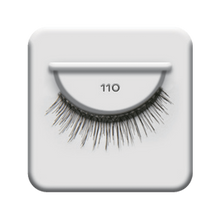 Load image into Gallery viewer, Ardell Lashes 110 Demi Black