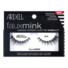 Load image into Gallery viewer, Ardell Lashes Faux Mink 814