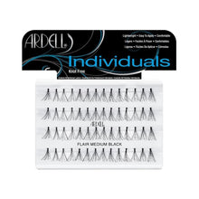 Load image into Gallery viewer, Ardell Lashes Duralash Individual Flare - Medium Black