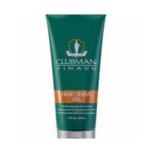 Clubman Pinaud Head And Shave Gel 177ml