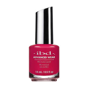 ibd Advanced Wear Lacquer 14ml - Concealed With a Kiss
