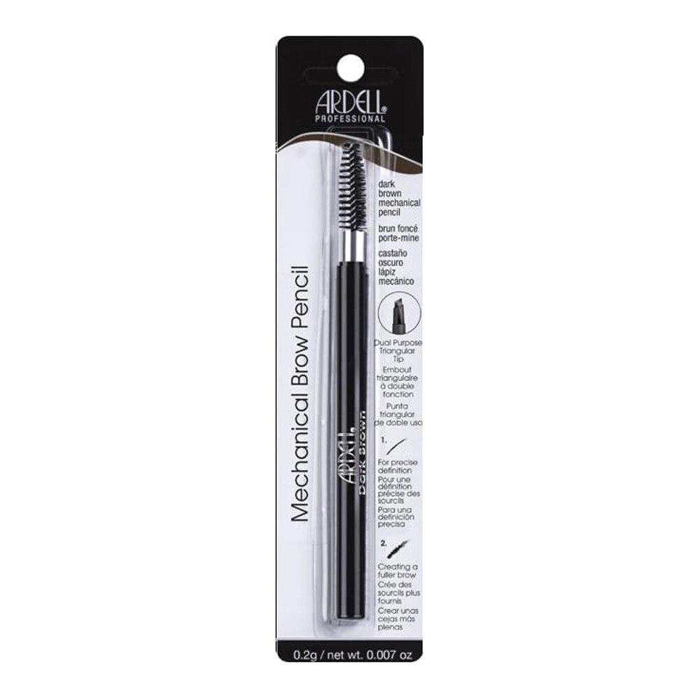 Ardell Mechanical Brow Pencil with Spoolie - Dark Brown