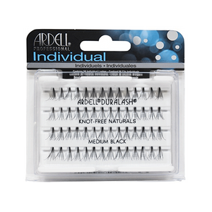 Ardell Lashes Flared Knot-Free Individuals - Medium Black