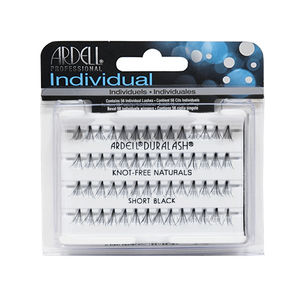 Ardell Lashes Flared Knot-Free Individuals - Short Black